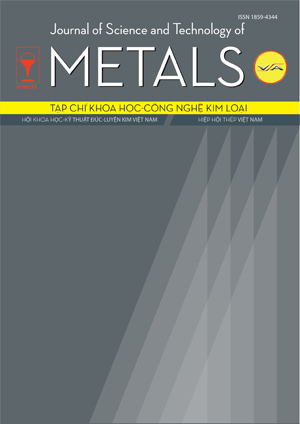 SCIENCE AND TECHNOLOGY OF METALS